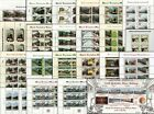 North Yorkshire Moors Railway Letter Stamp Sheet / NYMR Locomotive Train Stamps