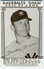 Comprehensive Guide to 1960s Mickey Mantle Cards 20