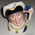 Lord Mayor Of London Dick Whittington Royal Doulton Character Toby Jug D6846