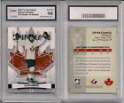 2007-08 IN THE GAME STEVEN STAMKOS ROOKIE CARD GEM MINT 10 RC ITG #16