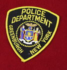17216- Patch Greenburgh New York Police Department Sheriff Law Enforcement