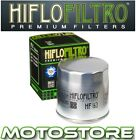 HIFLO WHITE ZINC OIL FILTER FITS BMW R850 C CLASSIC AVANTGARDE 2001