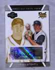 2007 TOPPS CERTIFIED CO SIGNERS 115 250 BRIAN STOKES AUTO CARD HIGH GRADE