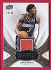 GERALD WALLACE 08-09 UD EXQUISITE COLLECTION JERSEY #24 35 UPPER DECK RARE