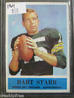1964 Topps #79 Bart Starr Football Card #1-20s