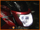 Super Bright White LED Angel Eye Halo Ring suits Honda CD 200 Road Master
