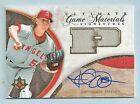 JERED WEAVER 2006 ULTIMATE COLLECTION GAME JERSEY AUTOGRAPH AUTO 35