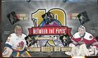 2011-12 ITG BETWEEN THE PIPES SEALED HOCKEY BOX