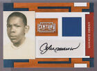 2010 Panini Century Dual Autograph Jersey Relic Andre Dawson 2 50 Chicago Cubs