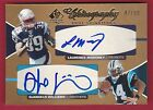 DEANGELO WILLIAMS LAURENCE MARONEY RC 2006 SP AUTHENTIC CHIROGRAPHY AUTO #47 50