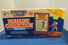 1991 Starting Lineup -  Headline Collection  -  Will Clark (NIB)
