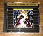DEF LEPPARD ~ HYSTERIA MFSL 24-KARAT GOLD CD ~  NEAR MINT