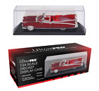 (Lot of 3) Ultra Pro 1:24 Scale Diecast Car Acrylic Display Case Holder Action