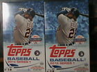 2X 2013 TOPPS BASEBALL HOBBY BOX SERIES 1 SEALED NEW NIB 36CT 2 BOXES