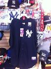 New York NY Yankees Stitched Jersey by Majestic Embroidered Authentic Collection
