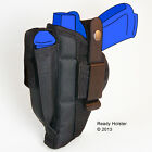 Belt  Clip Side Holster Ruger 22 45 Mark III 687 Barrel Watch Video Demo