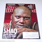 SHAQUILLE O'NEAL, SHAQ - Sports Illustrated SI - CLEVELAND CAVALIERS - 2010