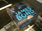 2013 James Bond Autographs & Relics Trading Cards - Factory Sealed Box w Promo