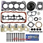 89 95 16 SIDEKICK TRACKER SOHC 8V HEAD GASKET SET  HEAD BOLTS  SILICONE G16K