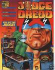 1993 BALLY MIDWAY JUDGE DREDD PINBALL FLYER