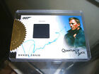 2013 Rittenhouse James Bond Autographs and Relics Trading Cards 14