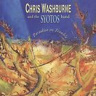 Paradise in Trouble Chris Washburne (CD) W or W/O CASE EXPEDITED ship inc CASE