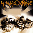 Mona Lisa Overdrive by Mona Lisa Overdrive (CD and ART ONLY NO CASE)