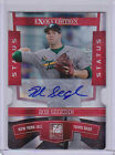2010 Donruss Elite Extra Edition Signature Status #40 Rob Segedin Auto 15 50