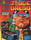 1993 BALLY MIDWAY JUDGE DREDD PINBALL FLYER COMIC VERSION