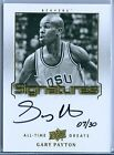 GARY PAYTON 2013 UPPER DECK ALL TIME GREATS SIGNATURES GP1 AUTO AUTOGRAPH SP 30