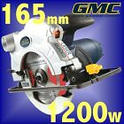 GMC LS1200 Circular Saw 200W 165mm Laser Line Guided rip bevel skil