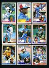 Dave Parker Cards, Rookie Cards and Autograph Memorabilia Guide 45
