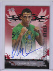 2010 Leaf MMA Autographs Red #AUCO1 Charles Oliveira Auto
