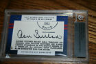 2012 Leaf Prime Cuts Sports Icons Don Sutton & Hoyt Wilhelm Auto SP HOF 1 1