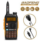 Baofeng GT-3 MarkII 136-174/4​​00-520 MHz Ham Two-way Radio HT + Speaker + Cable
