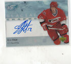 07 08 Upper Deck Ice Glacial Graphs Autograph - Eric Staal # GG-ES