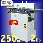 SIP 01575 Cast Iron Power Feed Planer Thicknesser 10 X 7 230v 2Hp plane wood