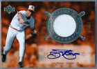 JIM PALMER 2008 UPPER DECK HALL OF FAME BB GAME USED JERSEY AUTO AUTOGRAPH SP 10