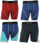 NEW NAUTICA RASH GUARD UV PROTECTION QUICK DRY BOXER BRIEF TRUNKS  UNDERWEAR
