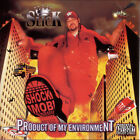 Product of My Environment [PA] by Slick & The Shock Mo (CD and ART ONLY NO CASE)