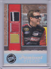 2011 Press Pass Legends Prominent Pieces Holofoil #PPTB Trevor Bayne 06 25