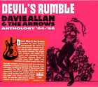 DAVIE ALLAN & THE ARROWS Devil's Rumble Anthology 64-68 2xCD NEW SEALED SURF