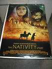 NATIVITY STORY ORIG US ONE SHEET MOVIE POSTER KEISHA CASTLE HUGHES DS
