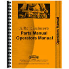 Parts Manual For Allis Chalmers Tractor BCA Sickle Bar Mower