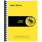 New John Deere 234 Corn Head Parts Manual