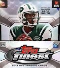 2013 TOPPS FINEST HOBBY FOOTBALL 8 BOX SEALED CASE