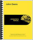 New John Deere B Tractor Operator + Parts Manual
