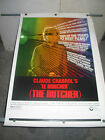 LE BOUCHER ORIGUS ONE SHEET MOVIE POSTER  CLAUDE CHABROL