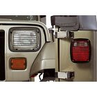 Light Stone Guard Set for Jeep YJ Wrangler YJ 1987-1995 11236.20 Rugged Ridge