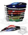 Motorcycle Reflective Rim Wheel Tape With Applicator Stripes Strips Decals FX